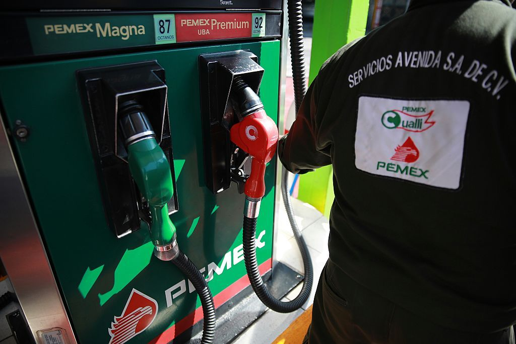 Mexico's Pemex Reduces Fuel Imports After Theft Crackdown