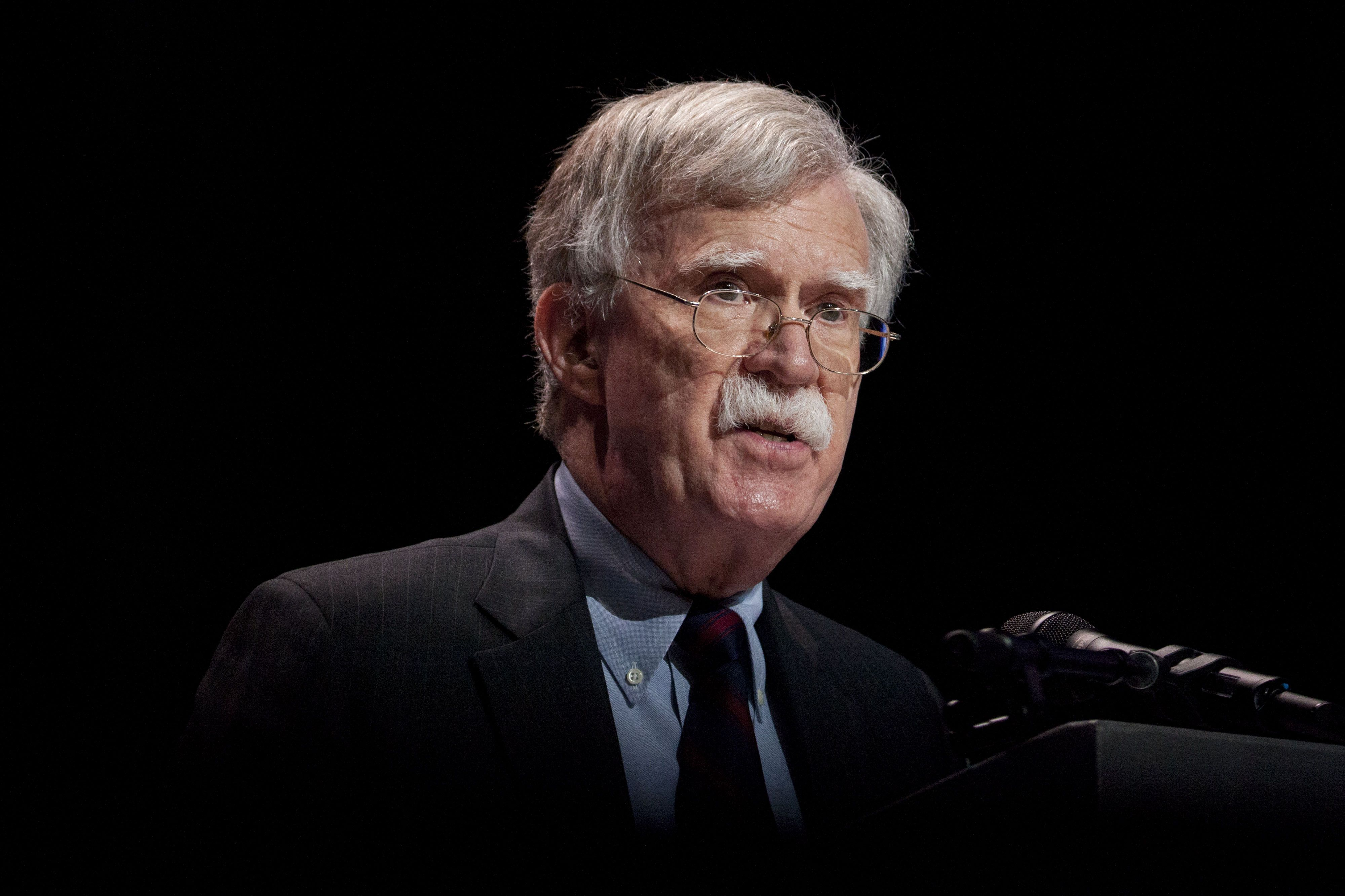 John Bolton Speaks Out on Trump, Lamenting 'Failure' on North Korea