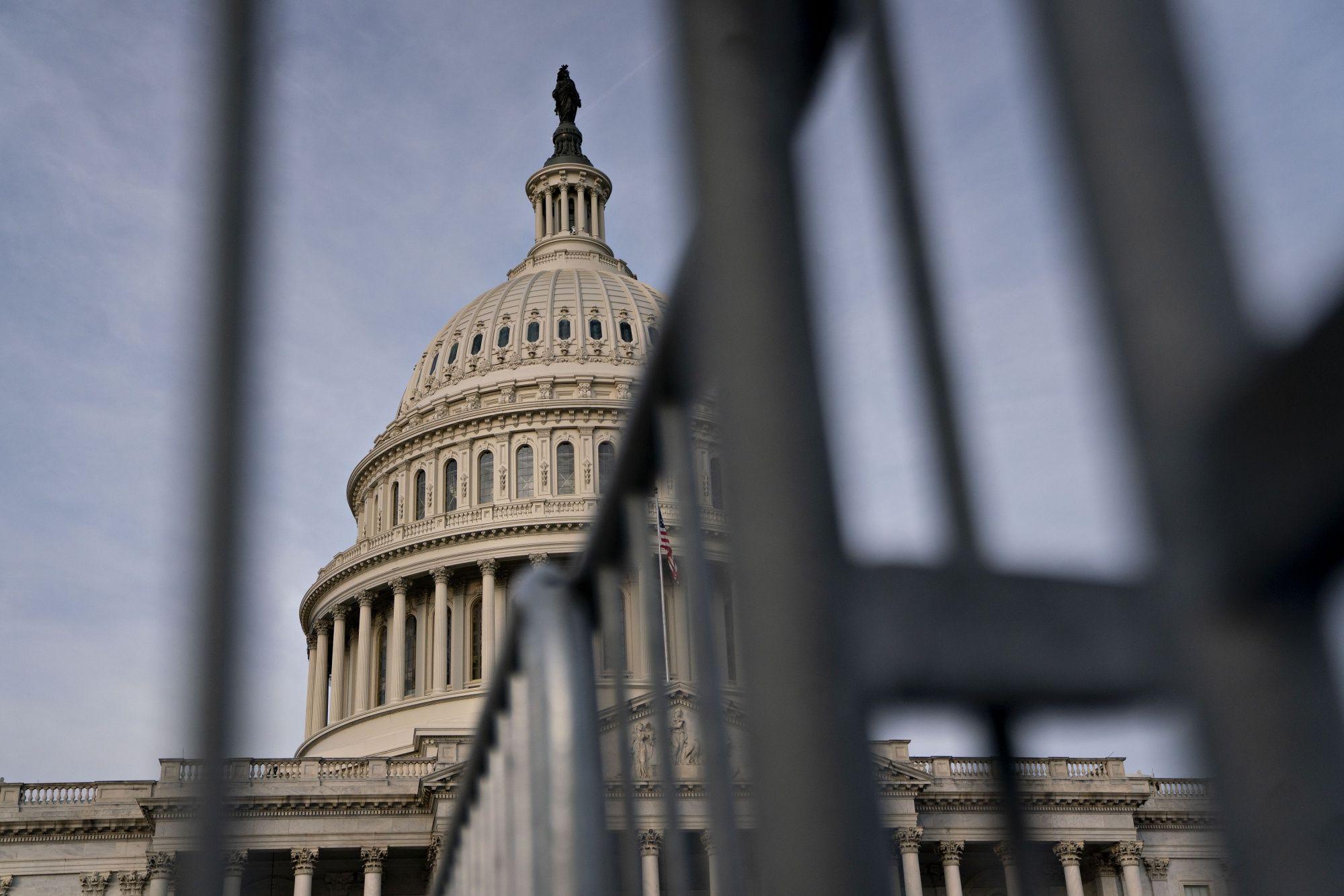 Senate Readies War Powers Bill to Limit Trump's Iran Options