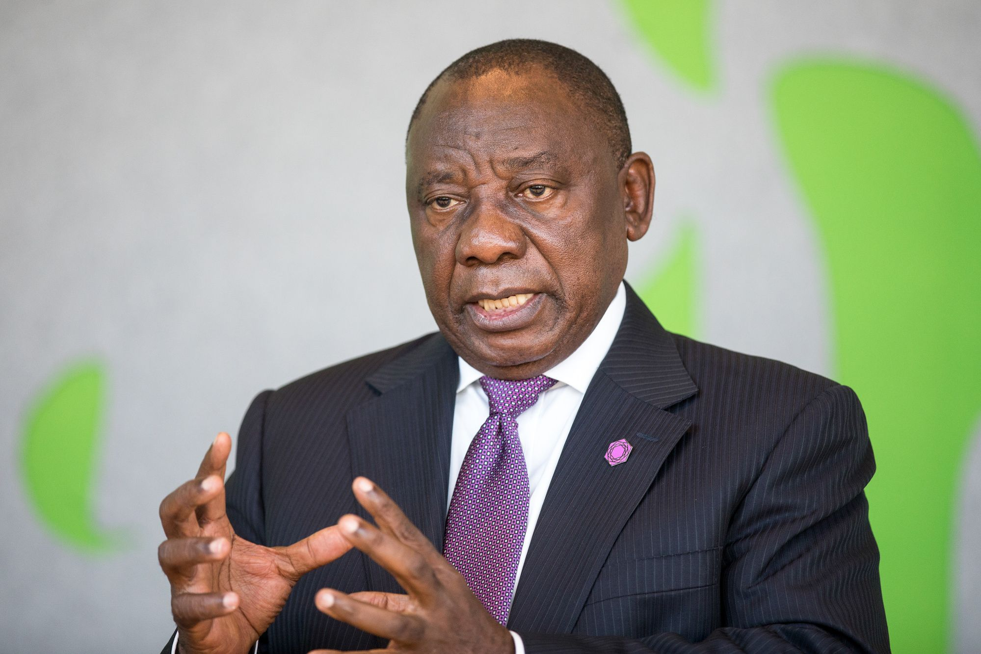 Ramaphosa Stands Ground in South Africa Campaign Funding Scandal