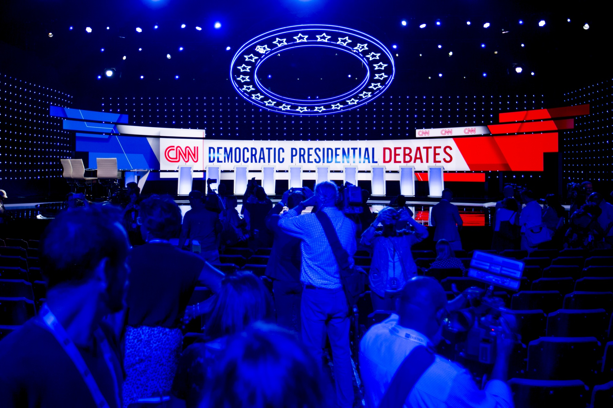 No More Democrats Qualify for Presidential Debate in New Poll