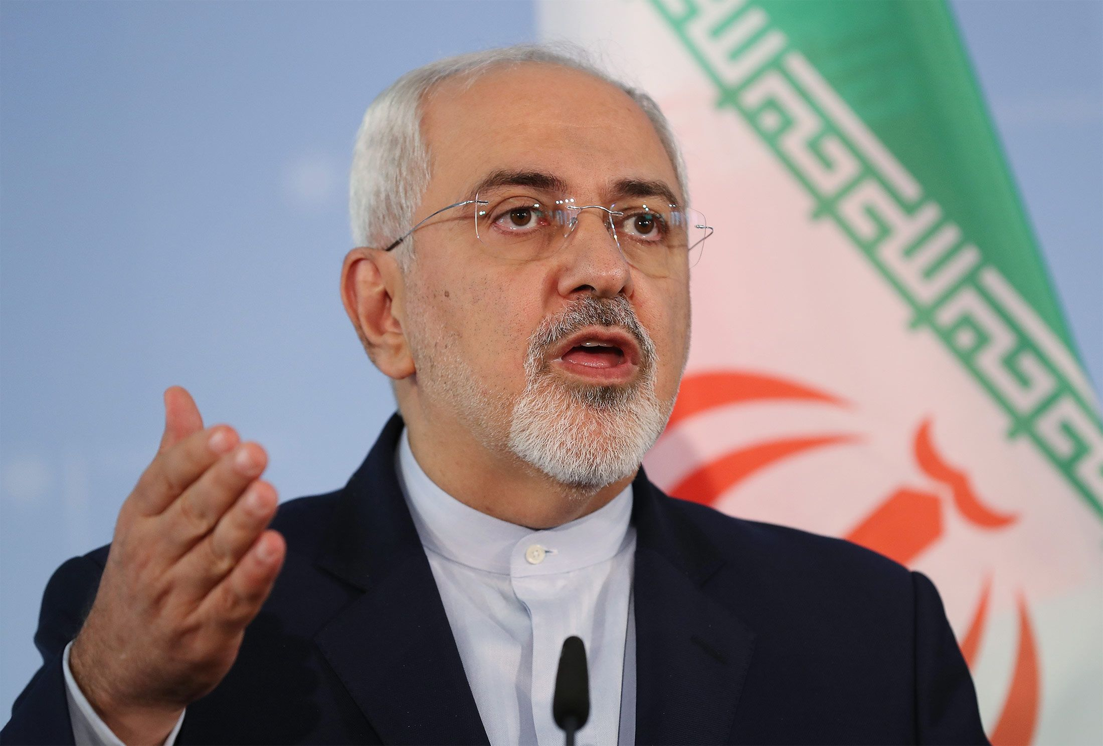 Iran Knows It Cant Bet on Trump 2020 Defeat as Sanctions Bite