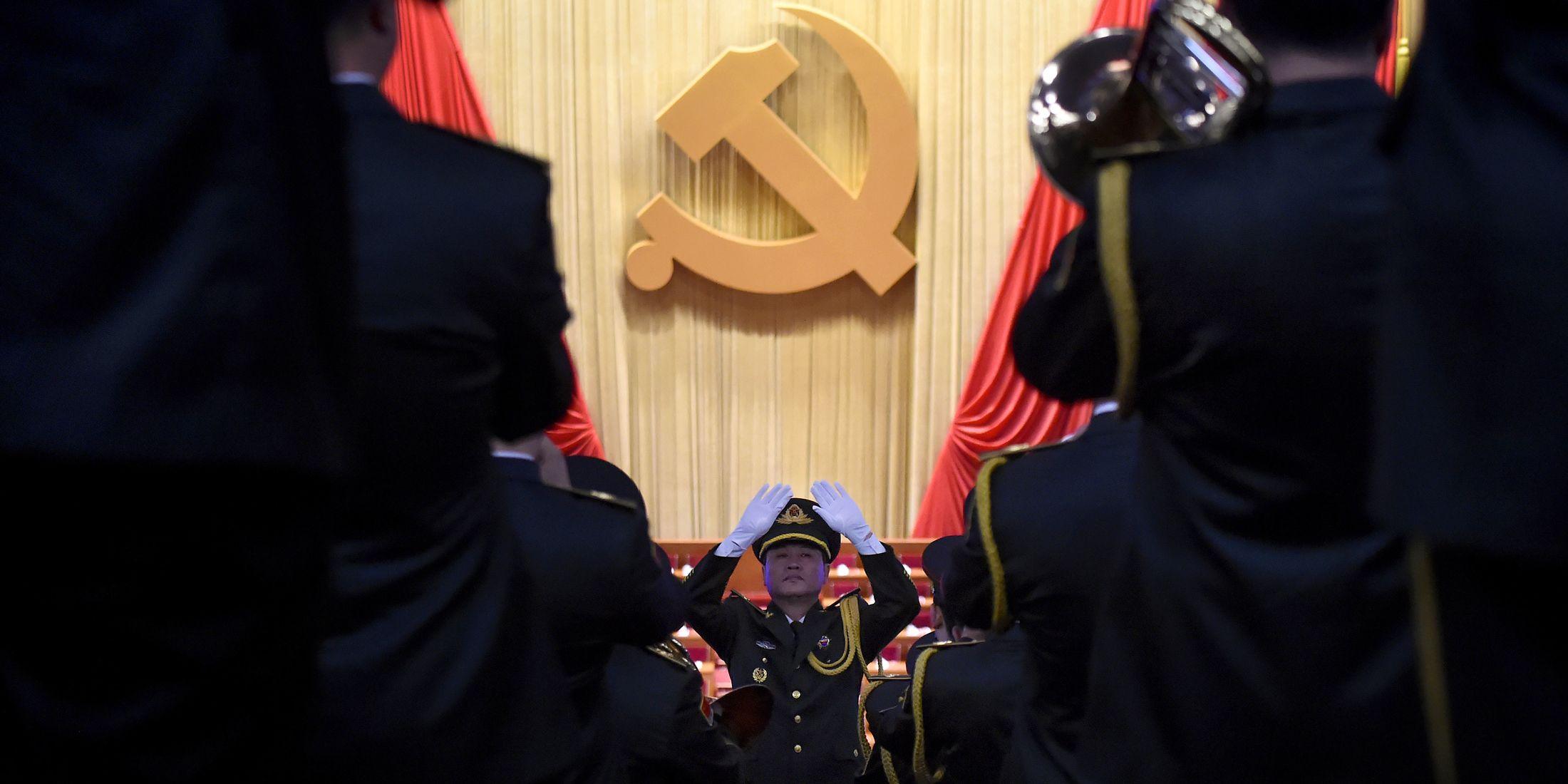 Rare Chinese Bureaucratic Shakeup Reveals Future Leaders