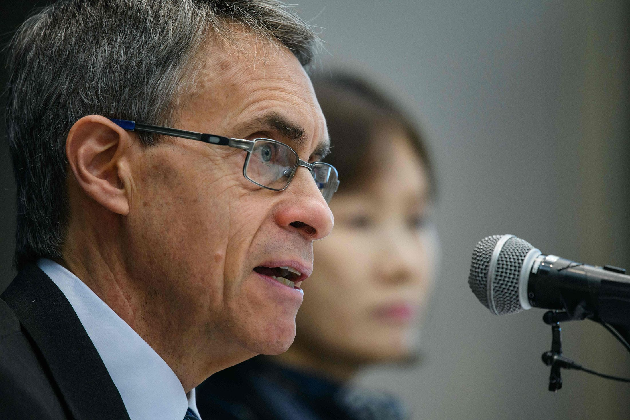 Human Rights Watch Boss Says He Was Barred From Hong Kong