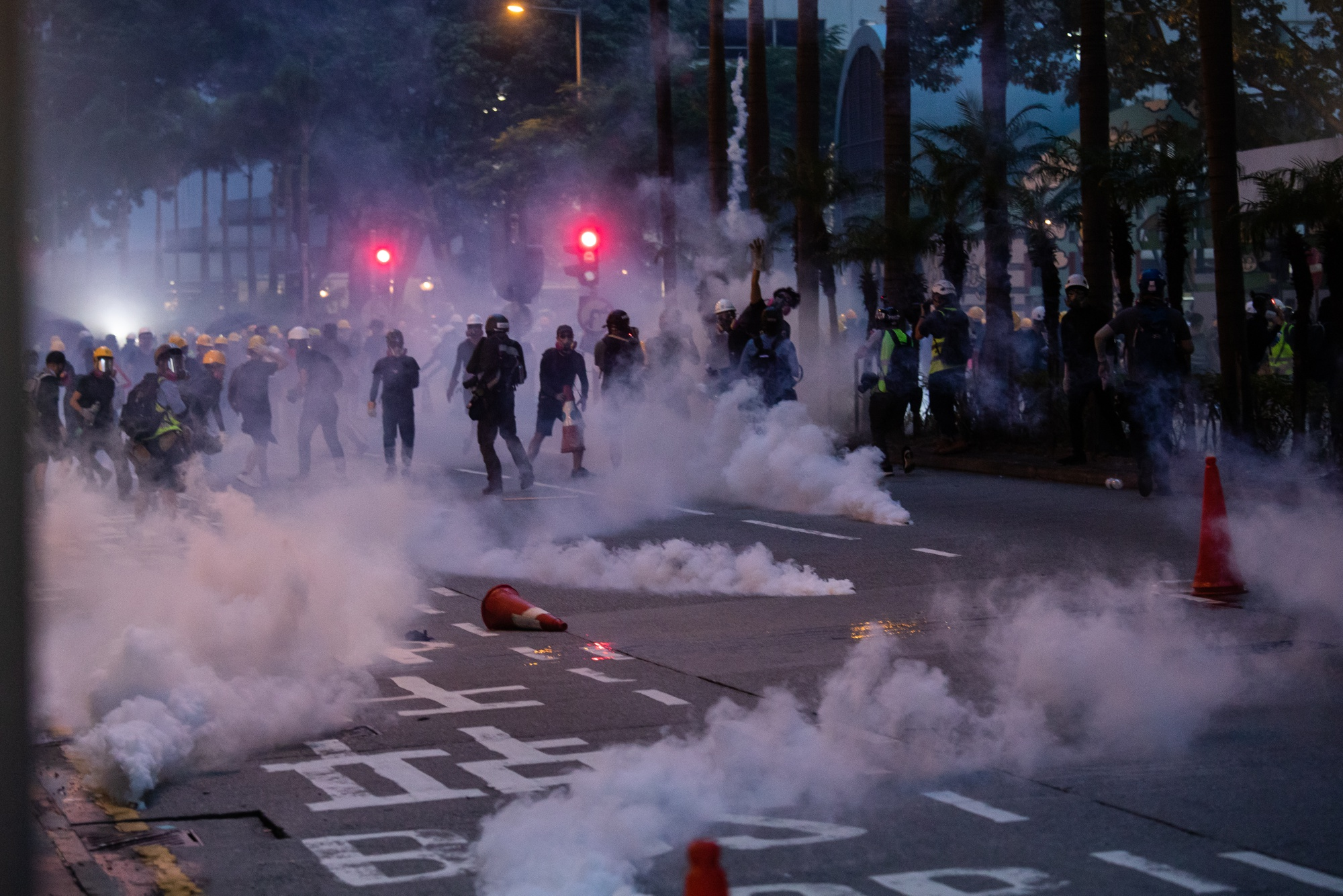 Murder Suspect Who Sparked Hong Kong Unrest May Soon Be Free