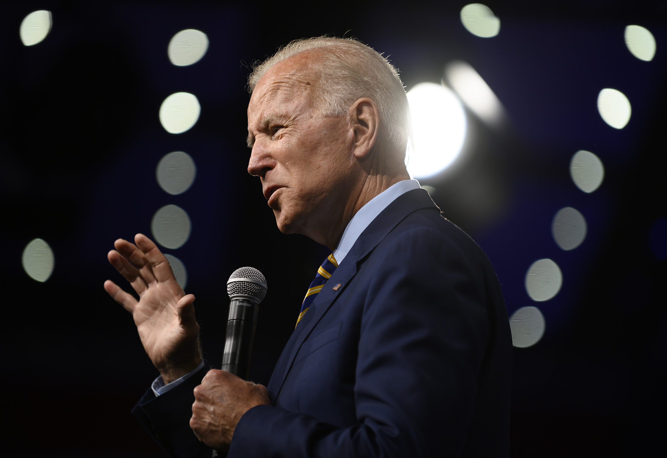 Biden Says He Was Vice President During Parkland Shooting