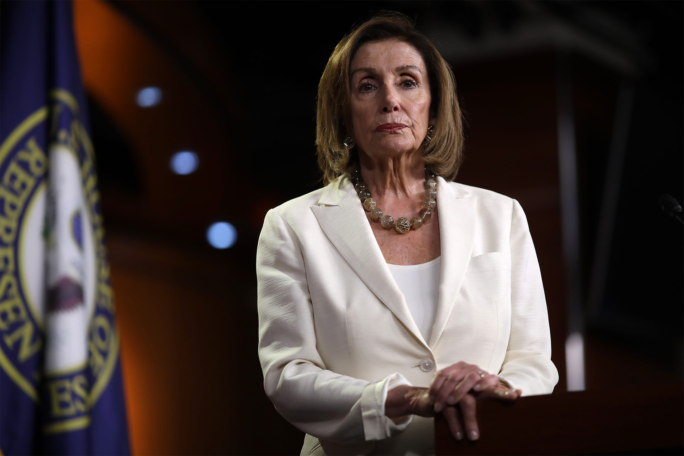Pelosi Plans Vote to Condemn Trump for Tweets Attacking Congresswomen