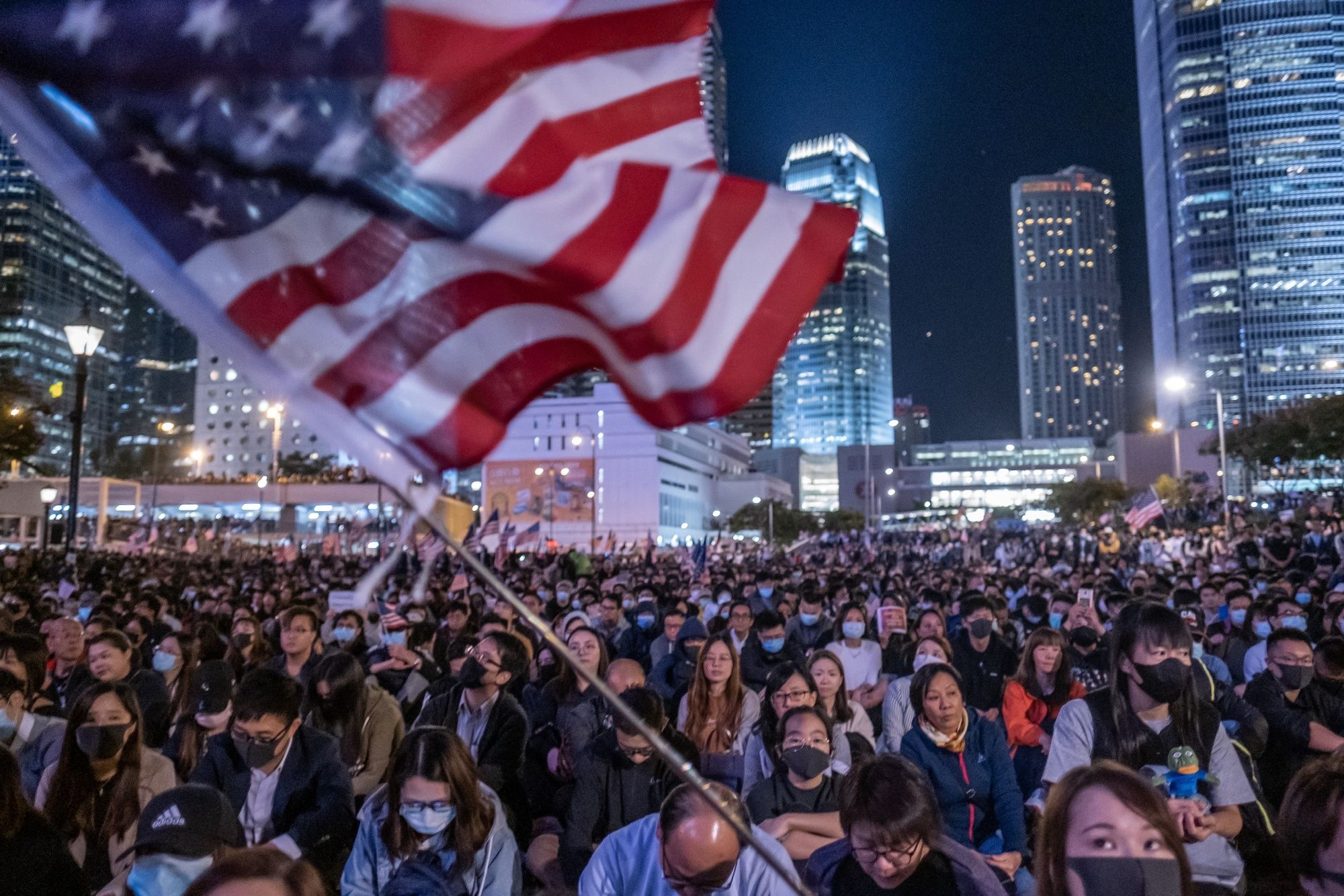 Democrats Aim Strong Words Against China Over Hong Kong, Uighurs