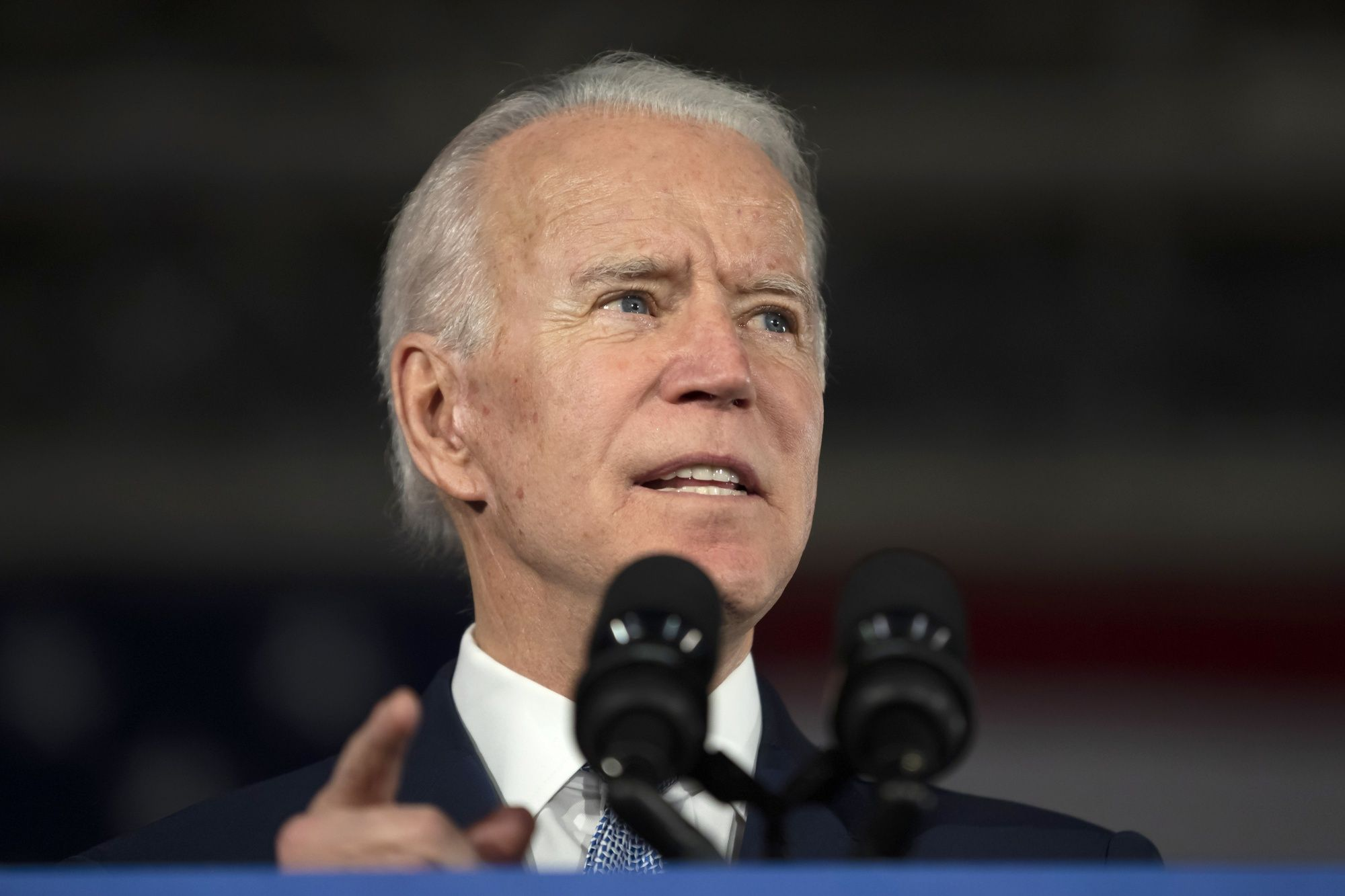 Biden Brings in New Campaign Manager for Fight Against Trump