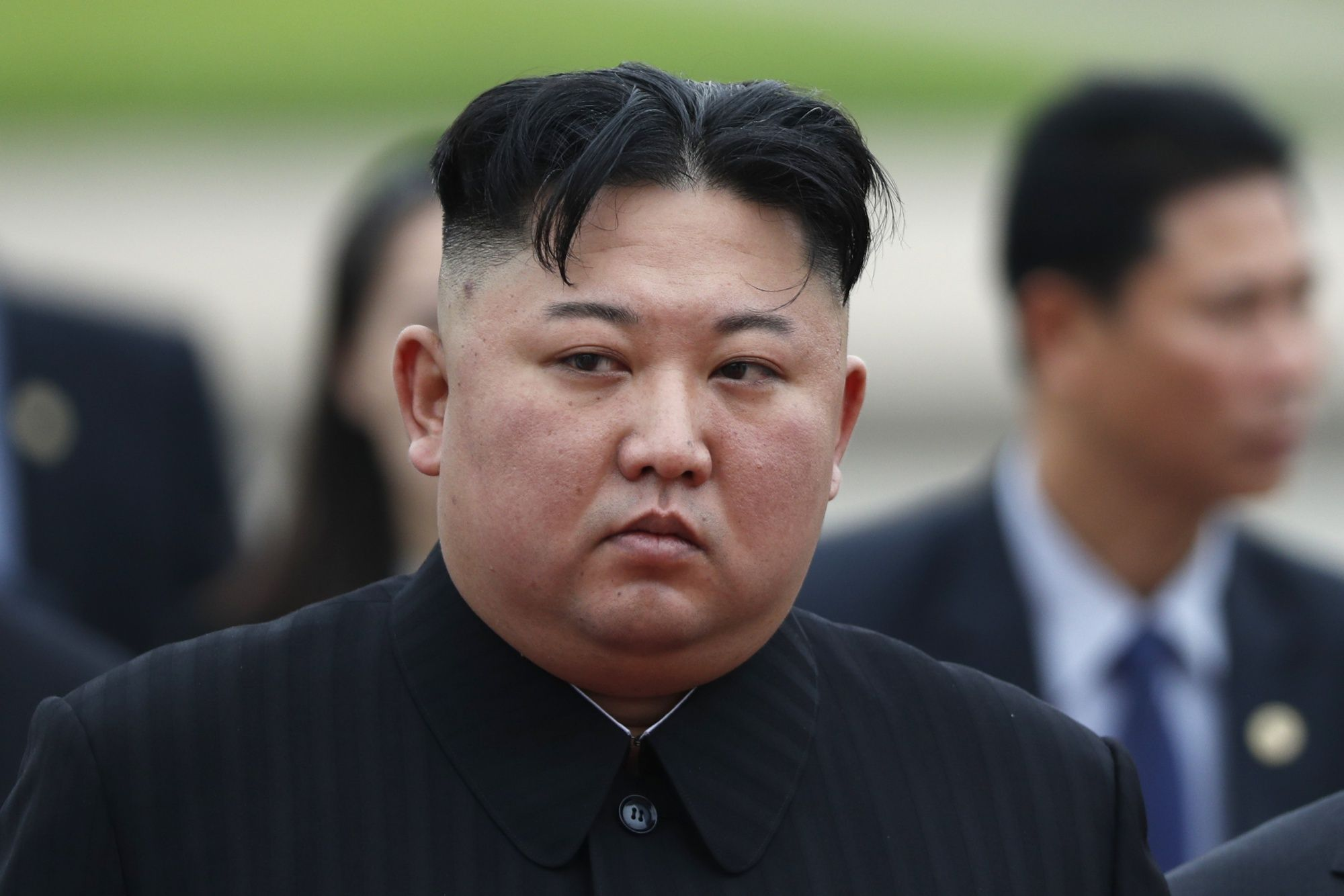 Kim Jong Un Says North Korean Missile Test Sends Warning to U.S