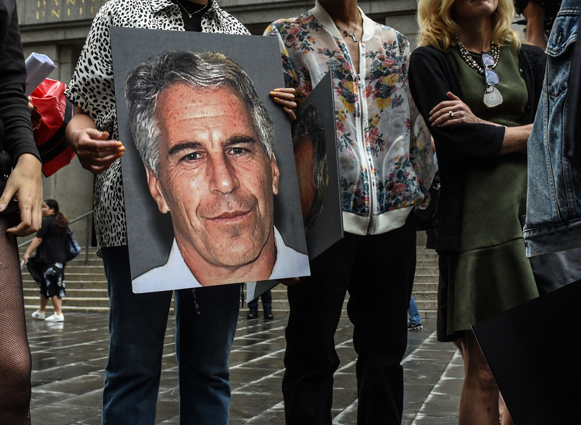 Jeffrey Epstein Confronts Legal One-Two Punch in Bid to Get Out of Jail