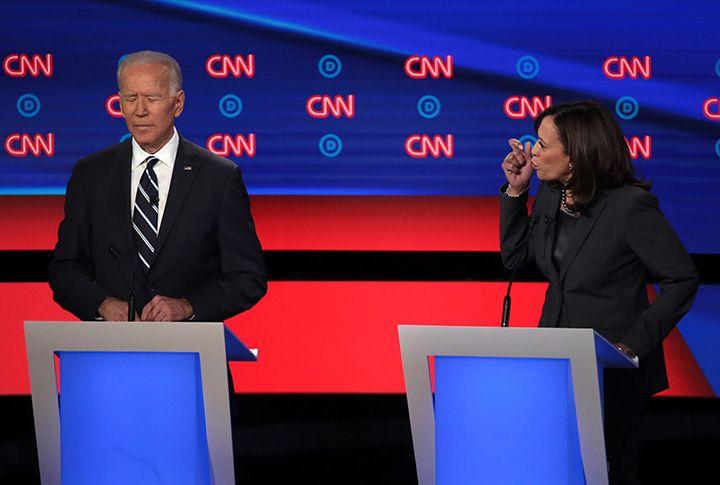 Why Kamala Harris Hasn't Caught Fire in the Democratic 2020 Race