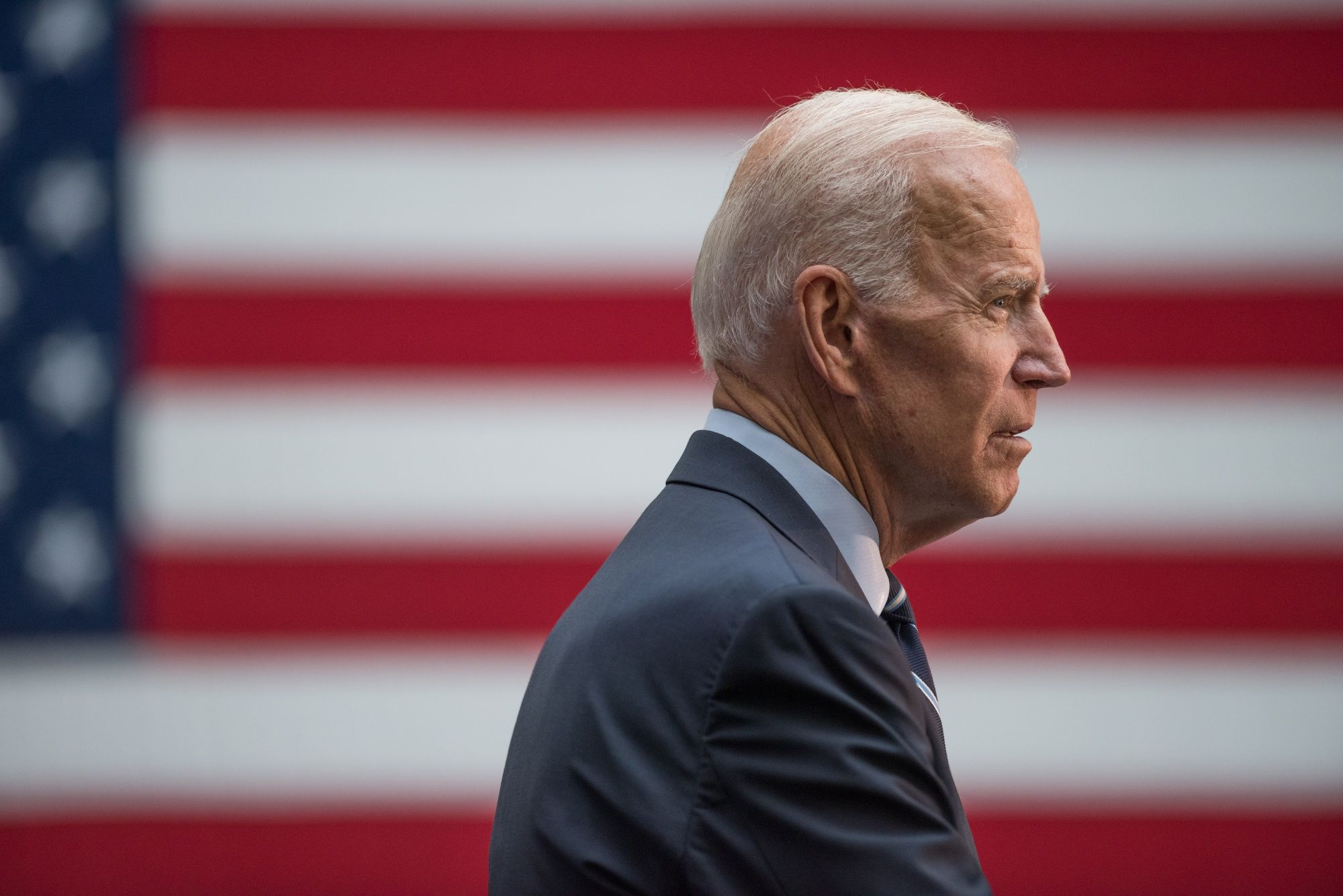Biden Leads in CBS Democratic Poll but Faces Enthusiasm Gap