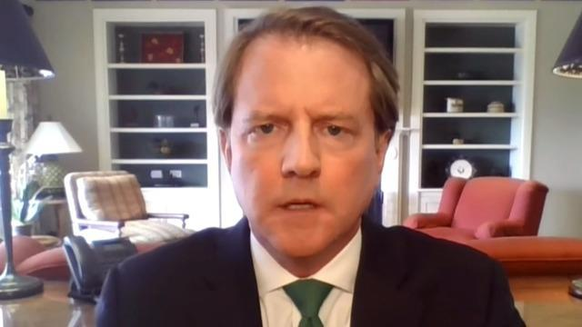 "Transcript: Don McGahn on ""Face the Nation"""