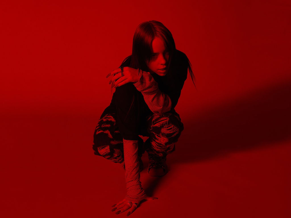 "Billie Eilish is singing the theme song to the upcoming Bond movie, ""No Time to Die""."