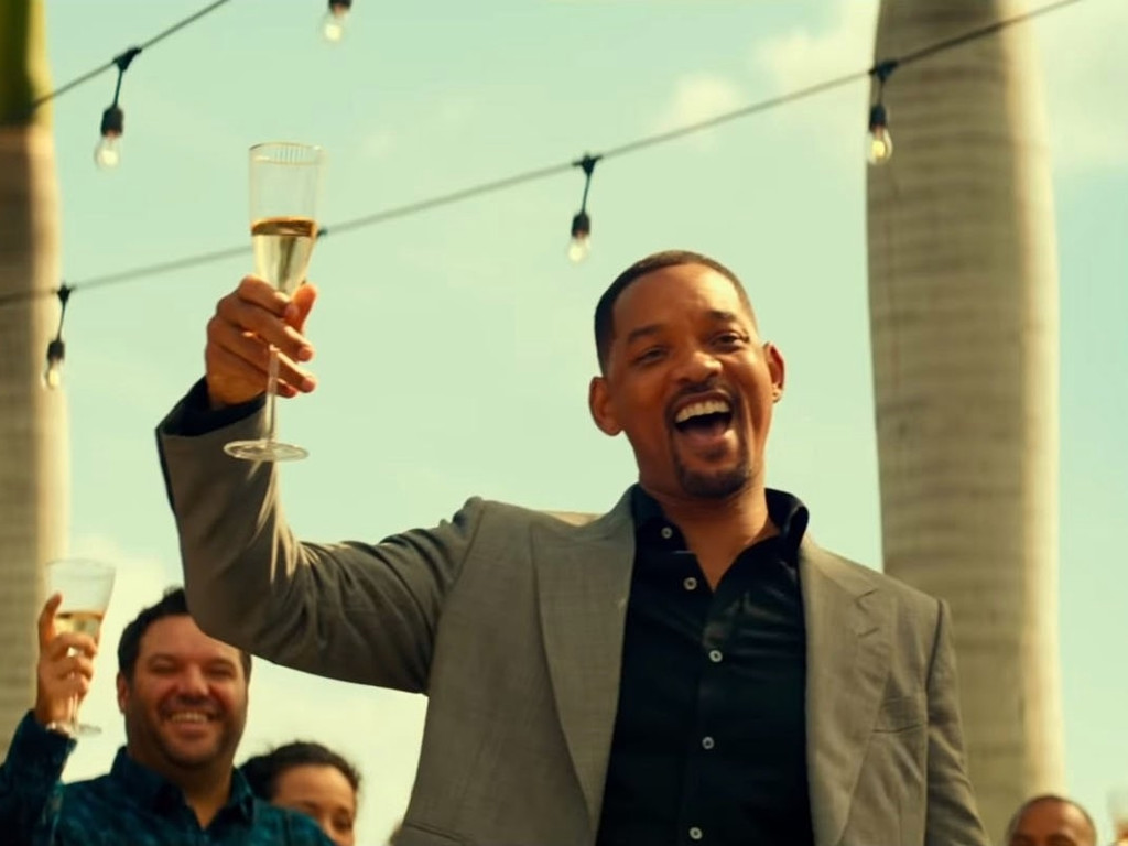 """Cheers to Will Smith's """"Emancipation""""!"""