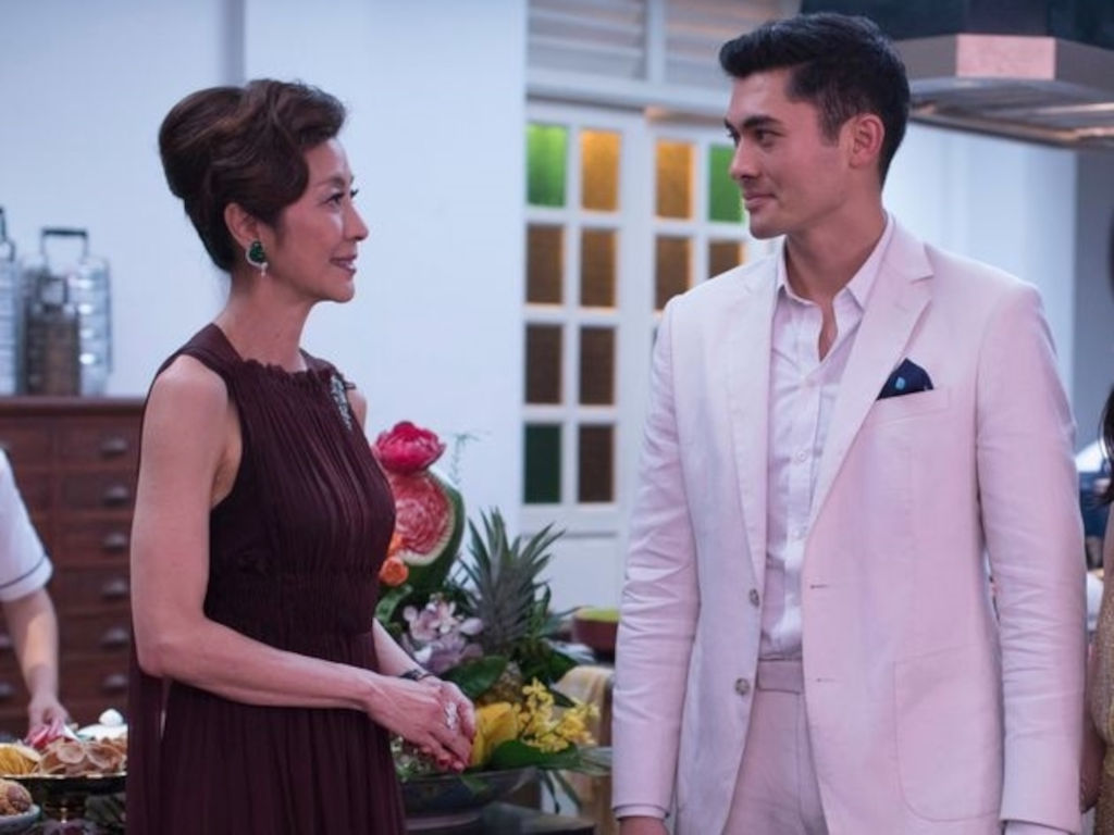 """This """"Crazy Rich Asians"""" mother-son duo will be starring together on the big screen again for the third time."""