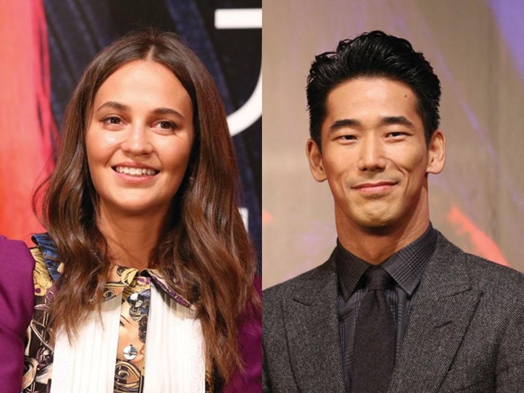 Alicia Vikander and Naoki Kobayashi made a thriller film set in Japan.