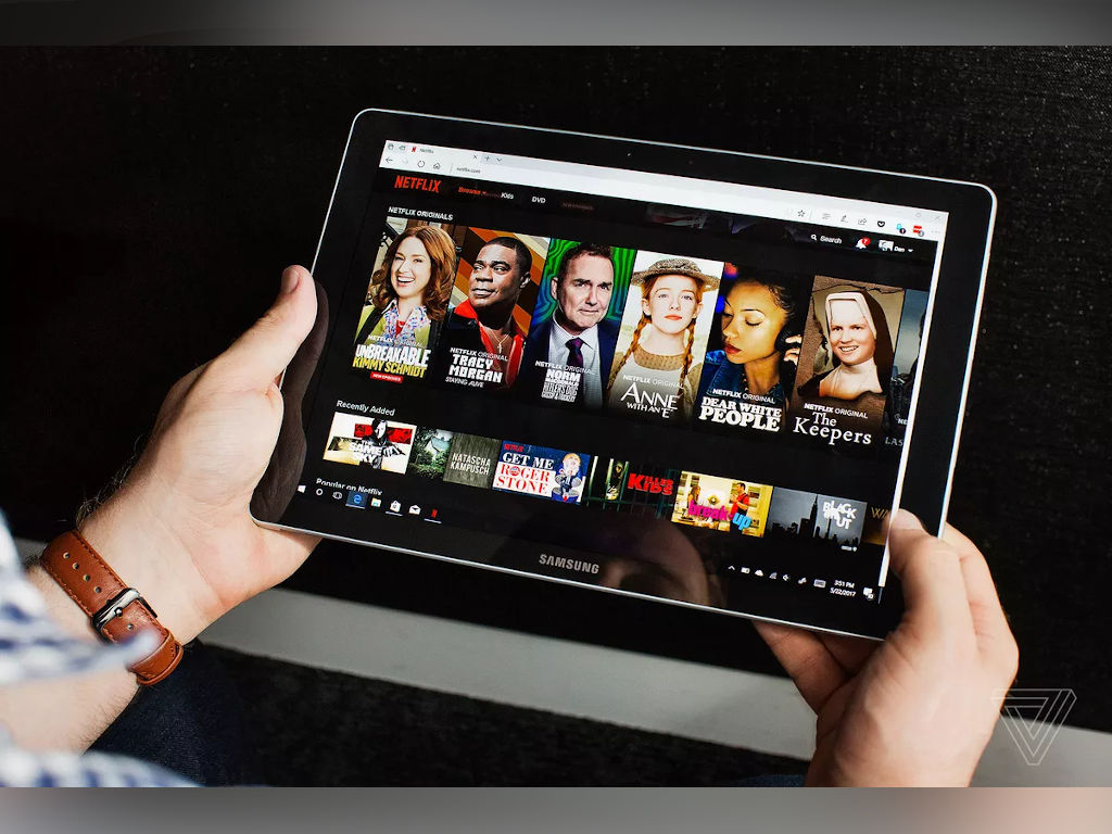 After Europe, Netflix has started reducing traffic in other parts of the world.