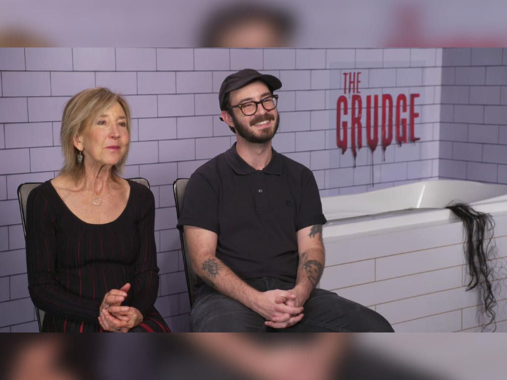 """We interviewed """"The Grudge"""" star Lin Shaye and director Nicolas Pesce during their visit to Kuala Lumpur last month."""