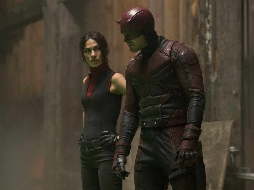 """Elodie Yung, seen here in her """"Daredevil"""" role as Elektra, is the new lead for Fox drama """"The Cleaning Lady""""."""
