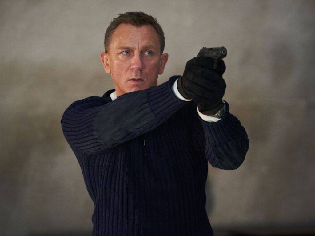 """Bond really has """"No Time To Die"""" during this Covid-19 pandemic."""