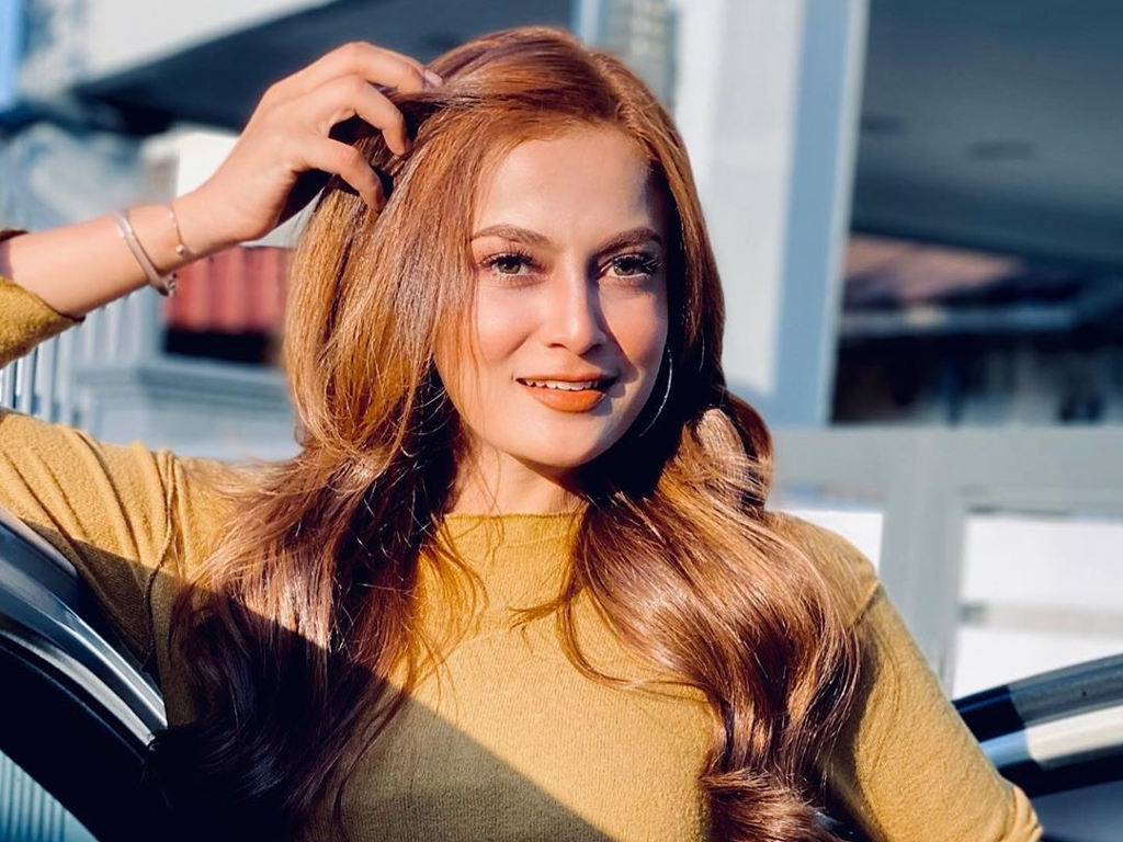 """Reen Rahim admits it was fun and felt no pressure throughout the filming of """"Syif Malam Raya""""."""