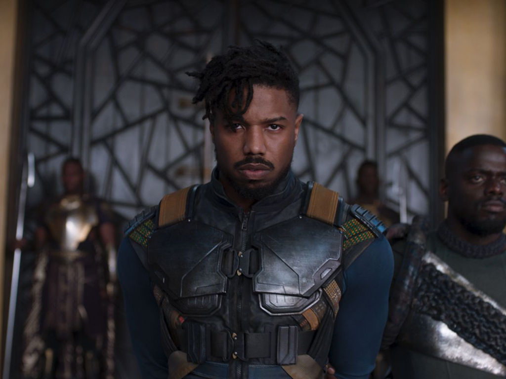 Michael B. Jordan neither confirms nor denies rumours of him playing Superman.