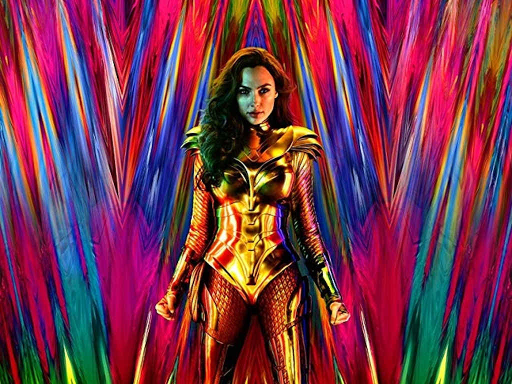 Wonder Woman is still getting a theatrical release and not going straight to streaming platforms as alleged.
