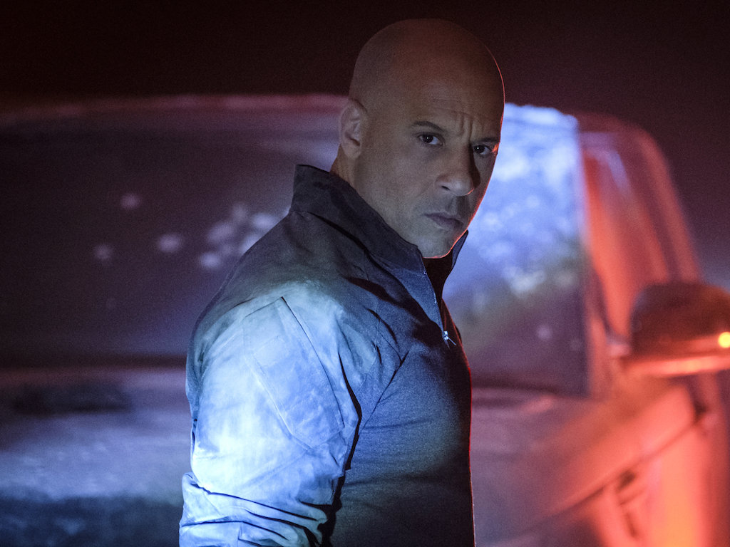 "Vin Diesel plays a vengeful super soldier raised from the dead in ""Bloodshot""."