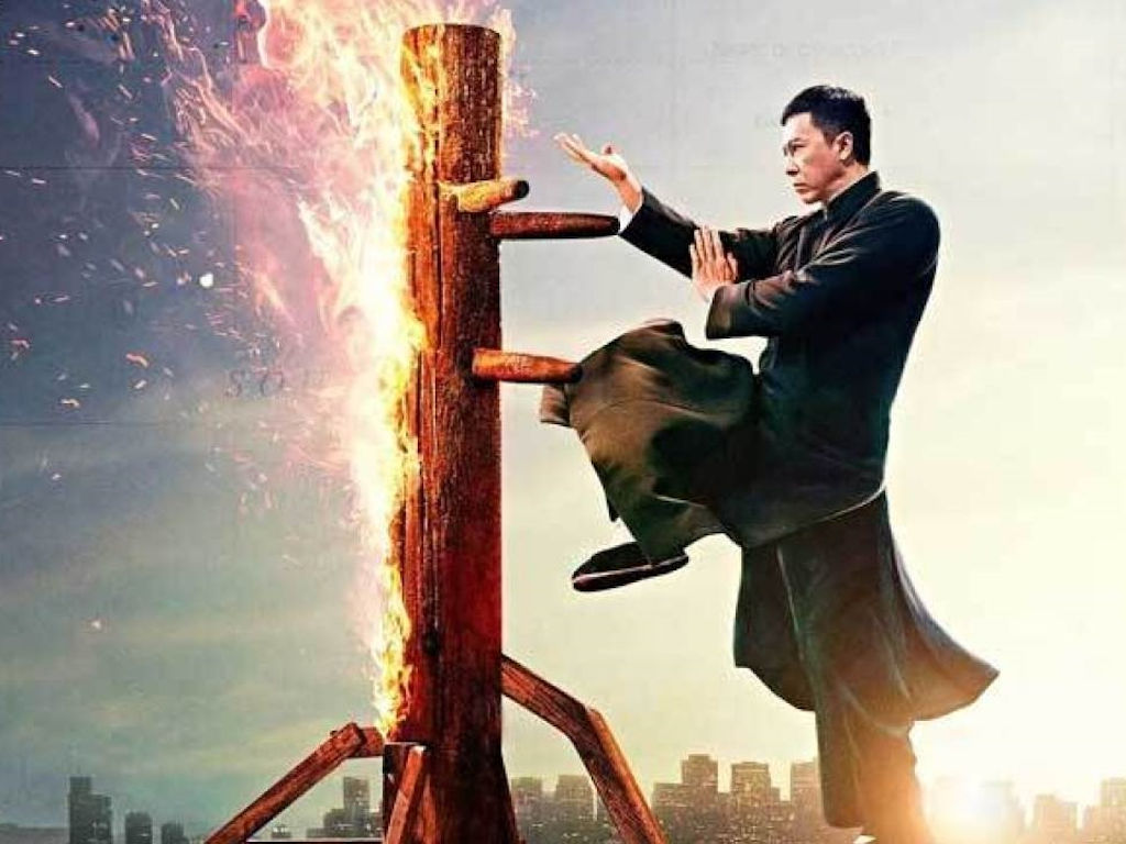 """No more """"Ip Man"""" for Donnie Yen but still plenty of upcoming action movies from the actor."""