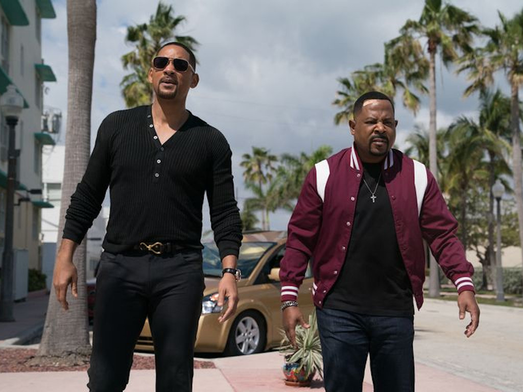 "Will Smith and Martin Lawrence back in action in ""Bad Boys For Life""."