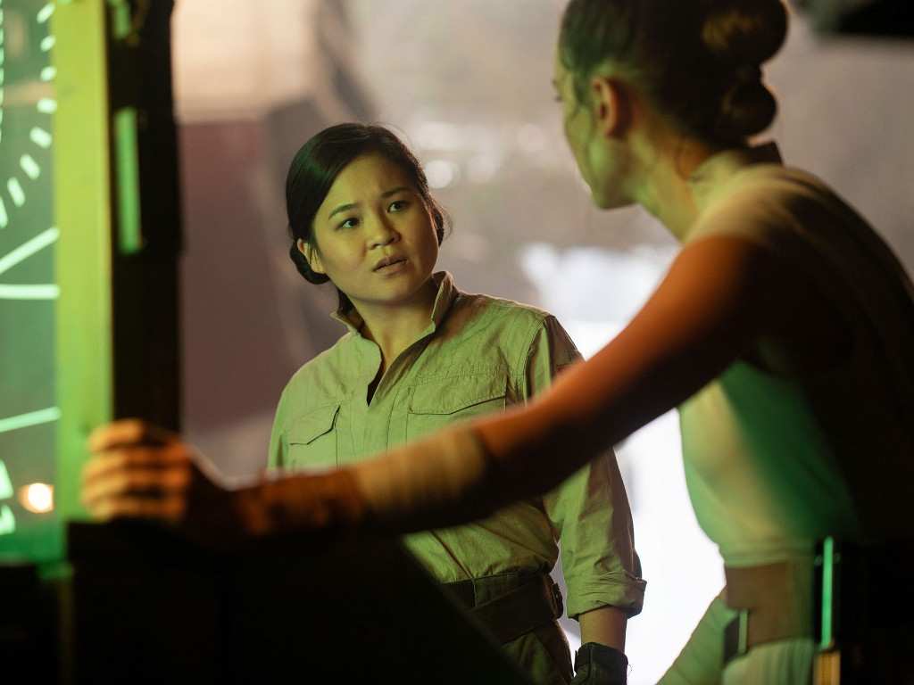 """Star Wars"" actress Kelly Marie Tran has been cast as the lead of ""Raya and the Last Dragon""."