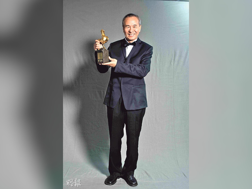 Hou Hsiao-hsien is this year's recipient of the Golden Horse Lifetime Achievement Award.