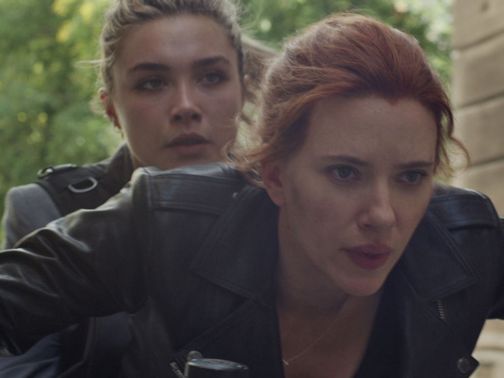 """Black Widow"" really isn't speeding into cinemas this year after all."