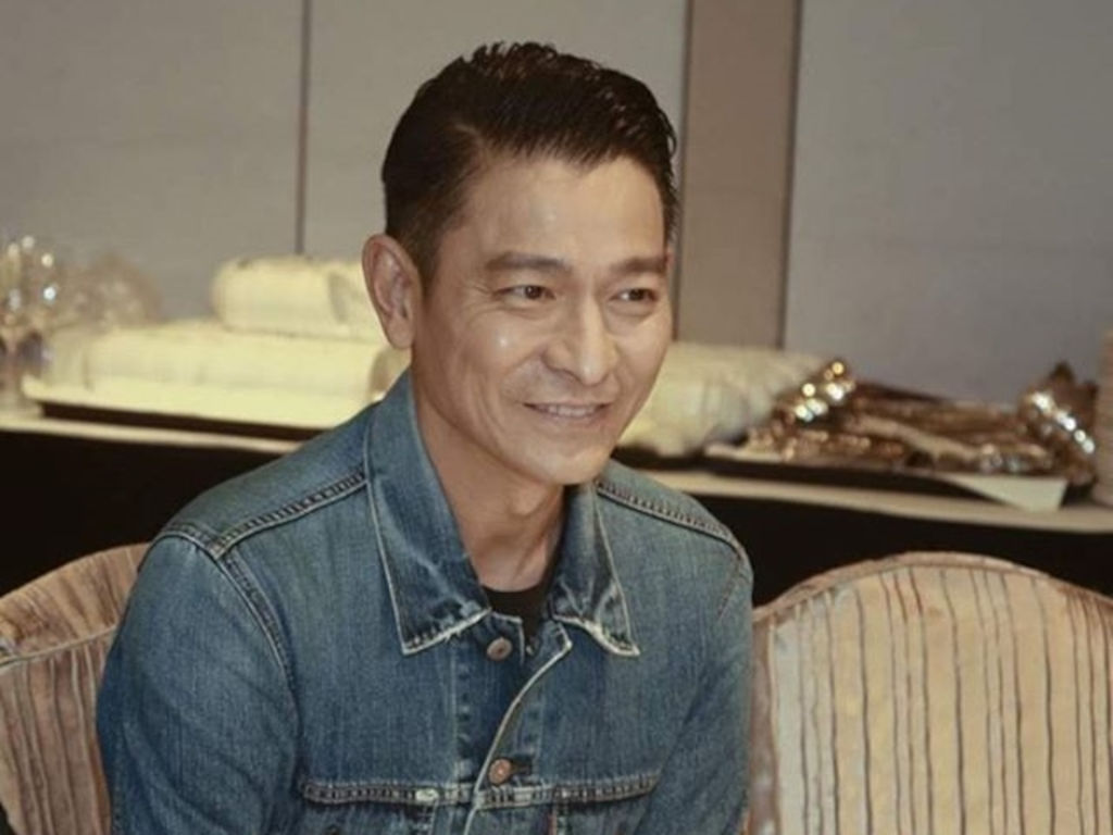 Andy Lau finds a way to celebrate his birthday with his fans despite the pandemic.