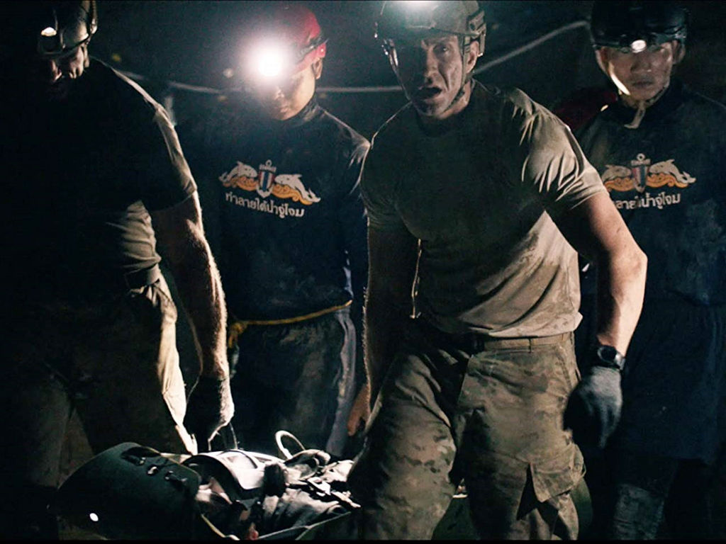 """One movie on the Thai cave rescue, called """"The Cave"""", was already released last year."""