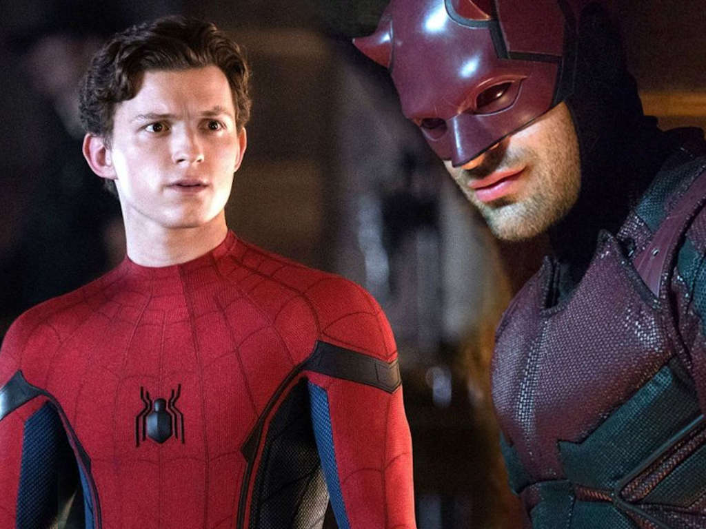 "Rumours of Daredevil joining ""Spider-Man 3"" started circulating after Kevin Smith spoke about it on his podcast. (Photo Source: Cosmic Book News)"