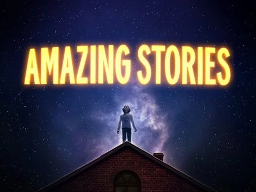 """Steven Spielberg's """"Amazing Stories"""" gets a reboot after 30 plus years!"""