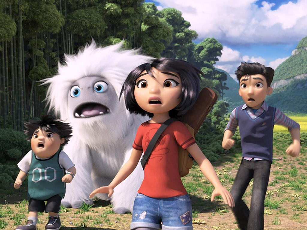 """ASEAN audiences are shocked by the controversial scene in """"Abominable""""."""
