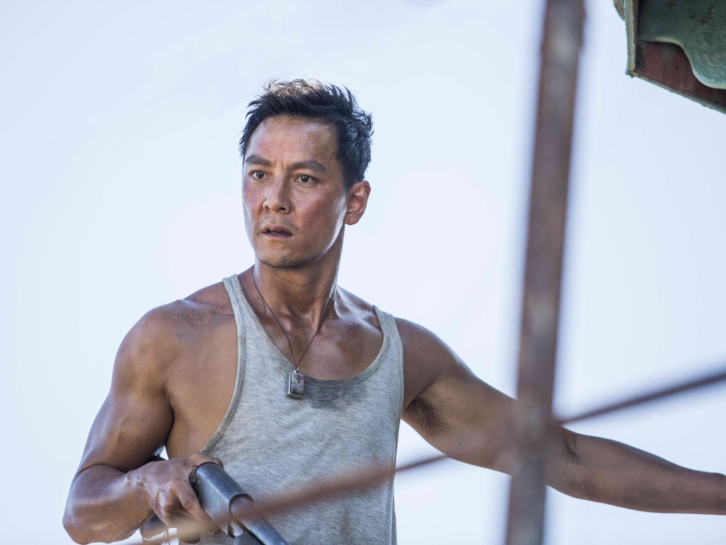 Daniel Wu figures he'll be better off without his pesky appendix.