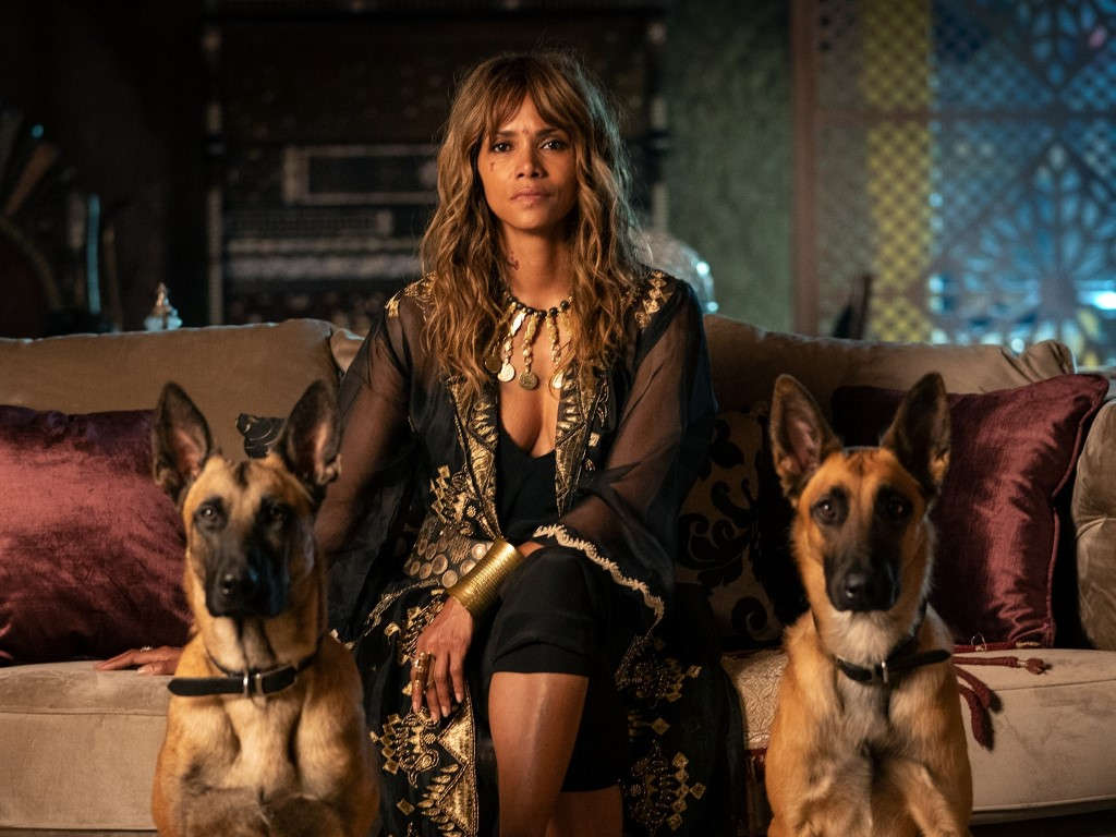 "Halle Berry was last seen on the big screen in ""John Wick: Chapter 3 – Parabellum""."
