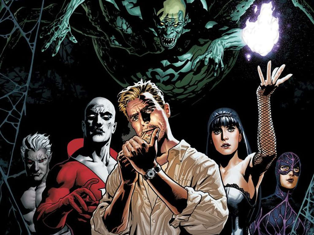 """Justice League Dark"" is reportedly still hitting the big screen."