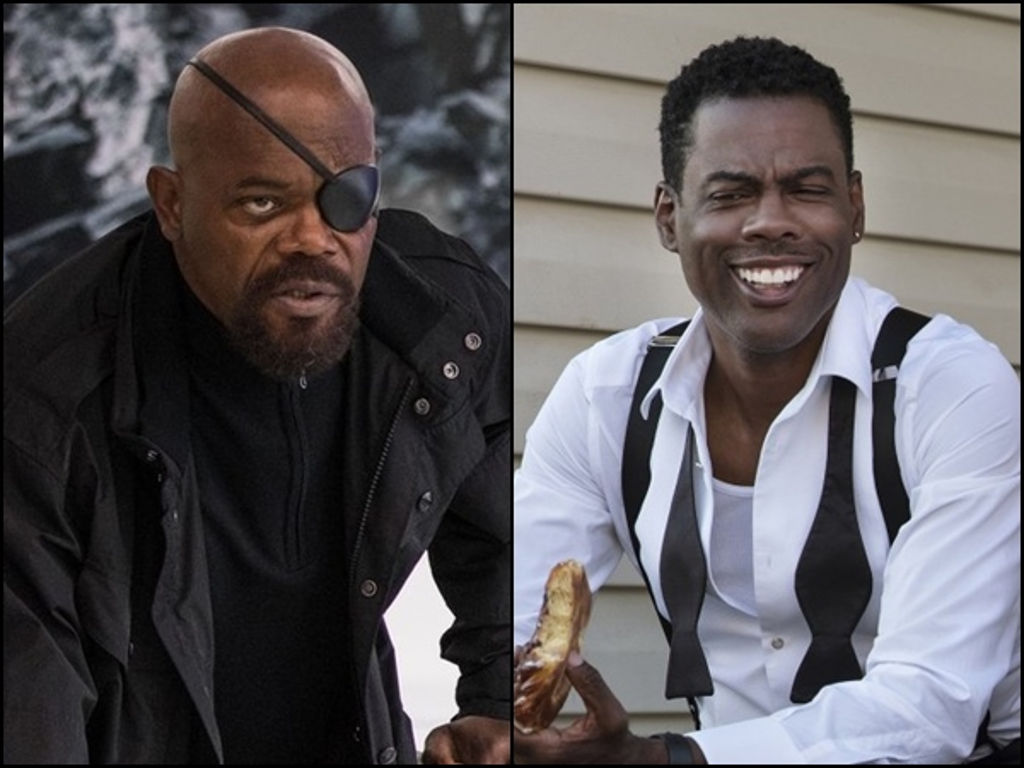 Samuel L Jackson Is Starring With Chris Rock In This Horror