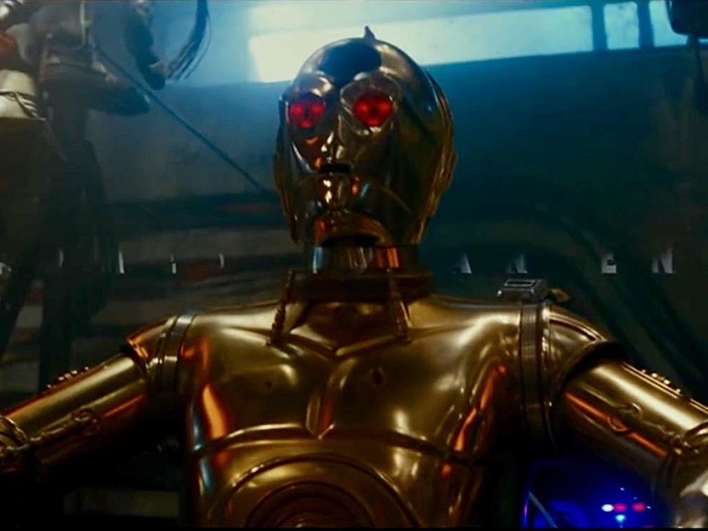 """C-3PO will have a new adorable companion in """"Star Wars: The Rise of Skywalker""""."""