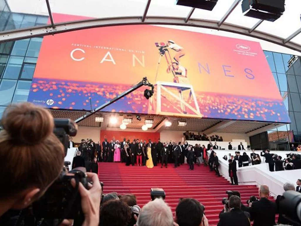 This year's Cannes Film Festival was originally scheduled for May.