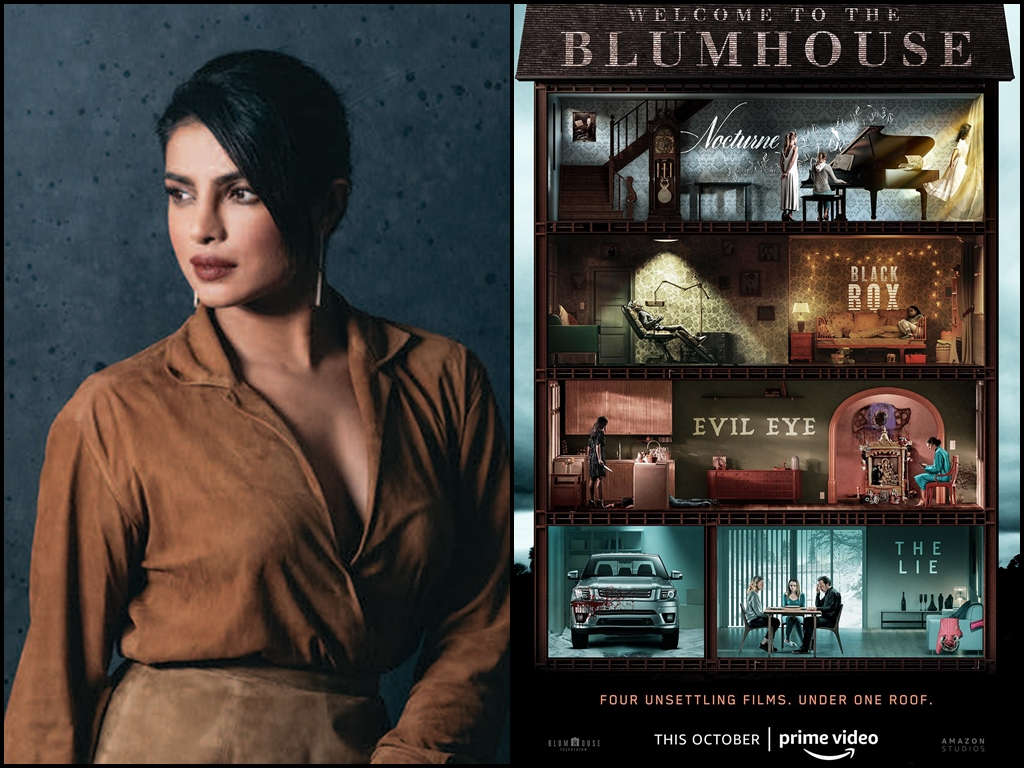 """Priyanka Chopra Jonas' new film is part of the """"Welcome to the Blumhouse"""" anthology."""