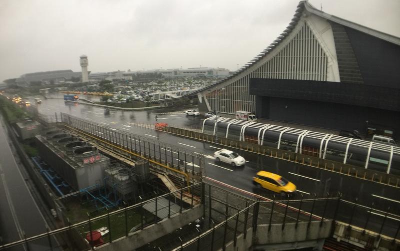 您覺得這次颱風假放得準不準?