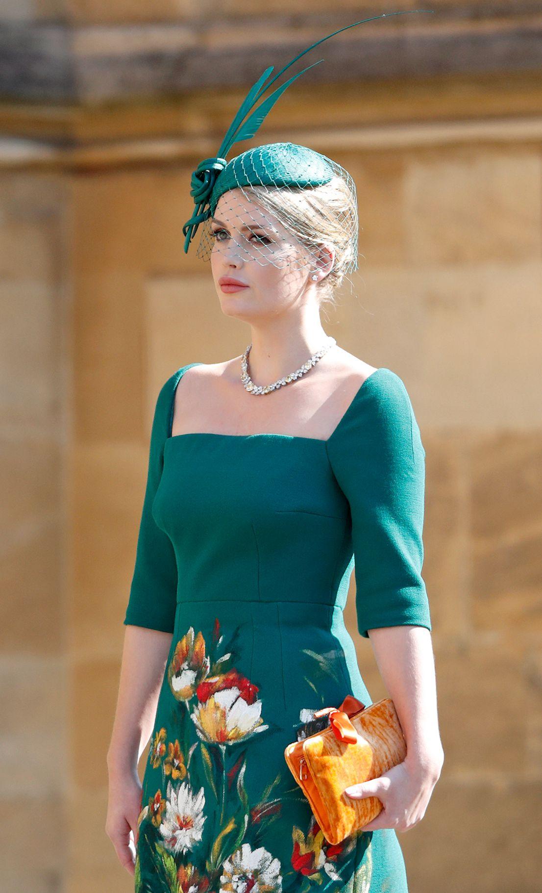 32歲年齡差!黛安娜王妃超美姪女 Lady Kitty Spencer 的男友,是這位60歲億萬富翁