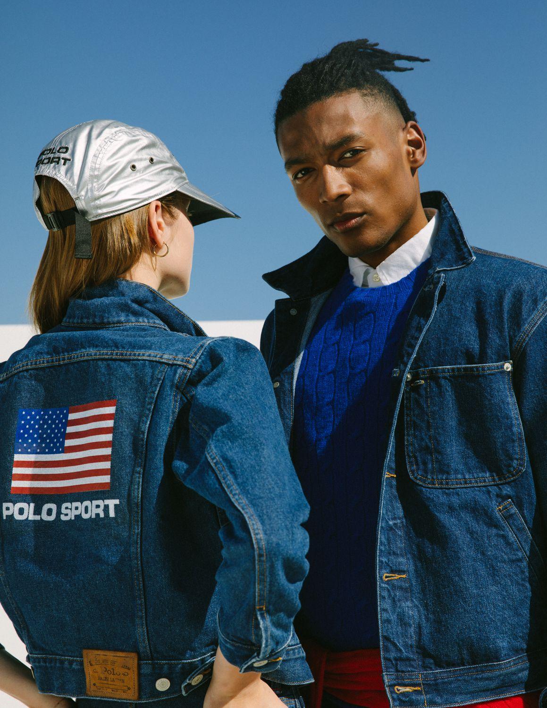 不用再去古著店挖Polo Sports系列了!Ralph Lauren推出「復古運動風」膠囊系列設計美哭了!